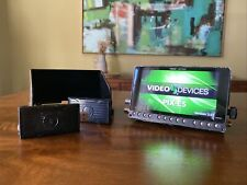 Video devices pix-e5 DCI 4k 12-bit Recorder SDI Hdmi with two drives for arri