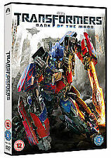 Transformers - Dark Of The Moon (DVD, 2011)