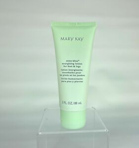 Mary Kay Mint Bliss Energizing Lotion for Feet and Legs - 3 fl oz - NEW W/O BOX
