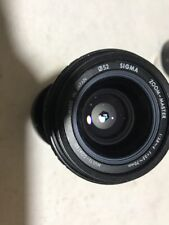 Sigma Zoom Master 1:2.8~. F=35~70mm