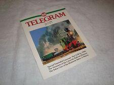 Lgb Telegram Magazine Spring 1996 Volume 7, No.1 Brand New Condition! Rare!