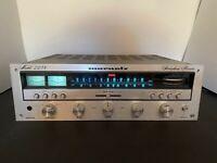 VTG Marantz 2238 Stereophonic Receiver-Sound AMAZING- Must Read Full Description
