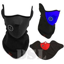 Bike Motorcycle THERMAL SKI Face Neck Cover Warmer Neoprene Mask Balaclava Sport