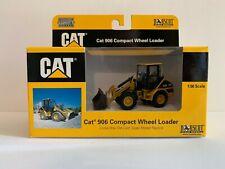 NORSCOT 1:50 Scale Caterpillar CAT 906 Compact Wheel Loader Die-Cast Model 55125