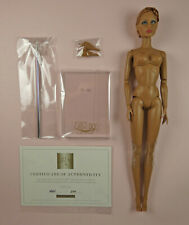 "Mid-Day Venture Lady Aurelia Gray - Nude Doll & Stand - 12-1/2"" - East 59 Line"