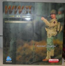 1/6 DiD WWII US Army 34th Infantry Division Russell Franklyn Bazooka man MIB