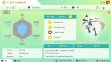 ✨SHINY✨Zeraora  - Pokemon Sword And Shield /home  +2 Bonus Pkm