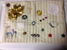 Fidget Handmade Lap QuiltSensory for Alzheimer's/Dementia