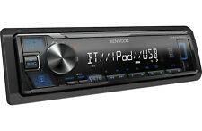New Kenwood KMM-BT228U MP3/WMA Digital Media Player Bluetooth USB AUX Pandora