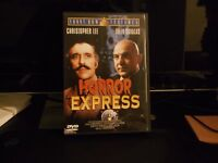 Horror Express- DVD- Brand New & Sealed- Fast Ship! OD-3641/OD-144