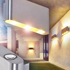 LED Veranda Wandleuchte Design Hof Leuchten Wand Lampen Aussen Strahler Garten