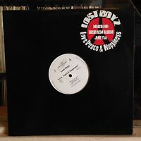 """[RAP]~NM 12""""~LOST BOYZ~Love, Peace & Nappiness~[x3 Mixes]~Beast From The East~x3"""