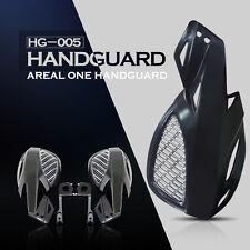 Handlebar Hand Guards For Honda Yamaha BMW Motors Dirt Bike Snowmobile Black