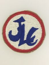 GENUINE America U.S. Army Korean War Japan Logistical Command sleeve patch