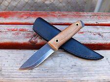 "Pocket bushcraft, Scandinavian style, full tang knife ""Scout"". handmade, Russian"
