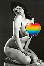 ROSINA REVELLE NUDE BREAST RARE PICTURE, BEAUTIFUL WOMAN!!!