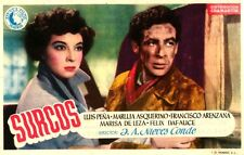 SURCOS (1951)  * with switchable English subtitles *