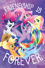 MY LITTLE PONY GROUP FRIENDSHIP IS FOREVER 91.5 X 61 CM MAXI  POSTER NEW PYRAMID