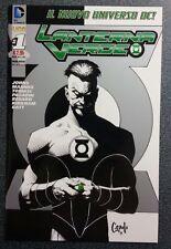LANTERNA VERDE n. 1 SUPER VARIANT SILVER - Lion - DC - NUOVO / New 52