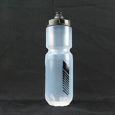 480000257 CleanSpring BPA-FREE Bike Cycling Water Bottle / 750ml - Black