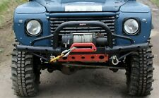 More details for red winch warrior two gear hydraulic redwinch and winch bumper