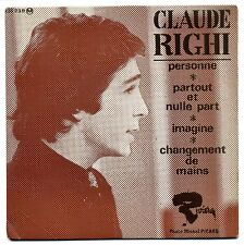 CLAUDE RIGHI : EP RIVIERA 231239