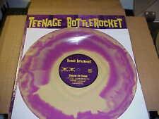 LP:  TEENAGE BOTTLEROCKET - Stealing The Covers NEW UNPLAYED PURPLE YELLOW VINYL
