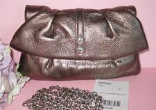 Brighton NOLITA Shimmer Pouch Cross Body Handbag Purse NWT E95384
