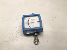 Krohne 12 Npt Variable Area Flowmeter H250rrm9