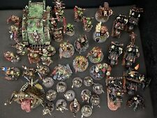 Death Guard Nurgle Chaos Space Marines Army Lot Warhammer