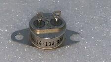 KLIXON USA C4344-184-109 R4A Bimetal SNAP ACTION THERMOSTAT SWITCH NOS