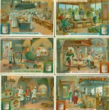 LIEBIG : S_1037 : 'Art culinaire chez divers peuples (l')