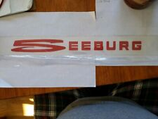 Seeburg Jukebox - Ay or Ds Logo
