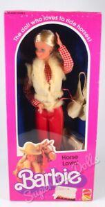 1982 Horse Lovin' Barbie Doll
