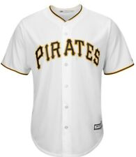 Majestic Pittsburgh Pirates Team Jersey Size Youth M