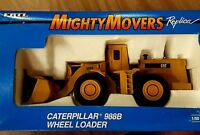 ERTL MIGHTY MOVERS 1/50TH SCALE CATERPILLAR  988B WHEEL LOADER HIGHLY DETAILED!!