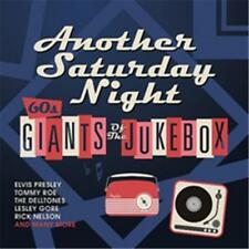 ANOTHER SATURDAY NIGHT 60s Giants of the Jukebox VARIOUS ARTISTS 2 CD NEW