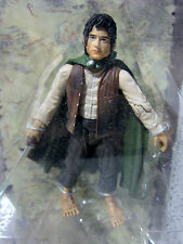 The Lord Of The Rings FRODO WITH LIGHT UP STING SWORD TTT LOTR NEW