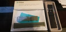Brand New Fitbit Versa 2 Bands Black Olive Size Large