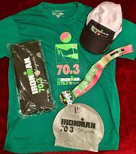 Ironman Augusta 70.3 2019 Shirt, Medal, Back Pack, Swim Cap, Half Im Memorabilia