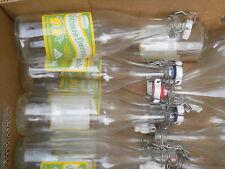 20  x Alte  gebrauchte  Limo Flaschen 1/2 Liter mit Bügelverschluß