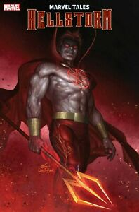 """Marvel Tales: Hellstrom 24"""" x 36"""" Poster by Inhyuk Lee NEW ROLLED Hellstorm"""
