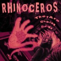 RHINOCEROS they are coming for me (CD album, 2010) hardcore, very good condition