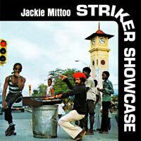 Music CD Reggae Instrumental Jackie Mittoo Striker Showcase Keyboard King Bookle