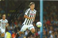 ROCHDALE: NIALL CANAVAN SIGNED 6x4 ACTION PHOTO+COA
