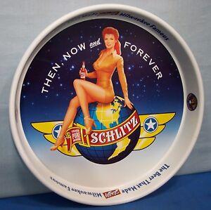 Army Air Corp ~ Schlitz Beer Tray