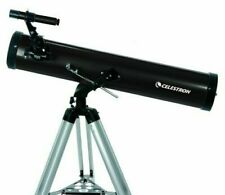 Celestron 76 mm PowerSeeker Reflector Astronomical Telescope #21044 (UK Stock)
