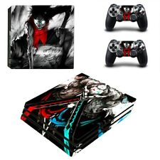 PS4 Pro Skin Sticker Decal Cover 2 Controllers Anime ONE PIECE 02