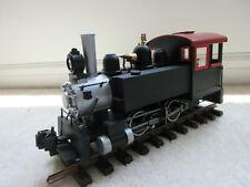 Bachmann G Scale Unlettered Porter Side Tank Locomotive