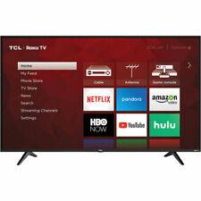 TCL 55S517 55 inch 2160p 4K UHD HDR Roku LED Smart TV